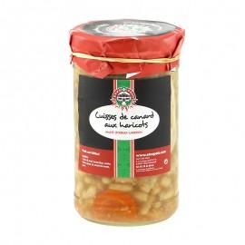 Cuisses de Canard aux Haricots 1kg