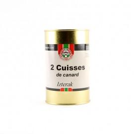 2 Cuisses de Canard 1kg