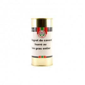 Magret de Canard Fourré au Foie Gras Entier 400g