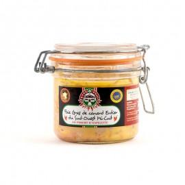Foie Gras de Canard Mi-Cuit Piment d'Espelette 320g IGP Sud-Ouest