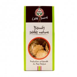 Biscuits Sablés Nature 100g