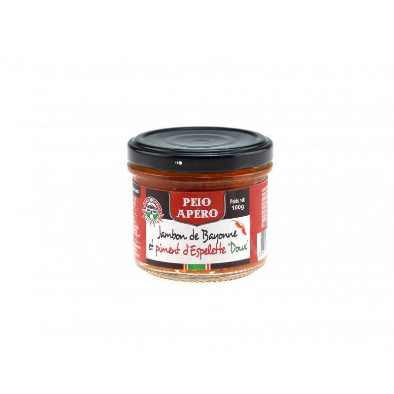 Toastade au Jambon de Bayonne & Piment d'Espelette Doux 100g