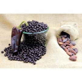 Billes au Piment d'Espelette & Chocolat Noir 100g