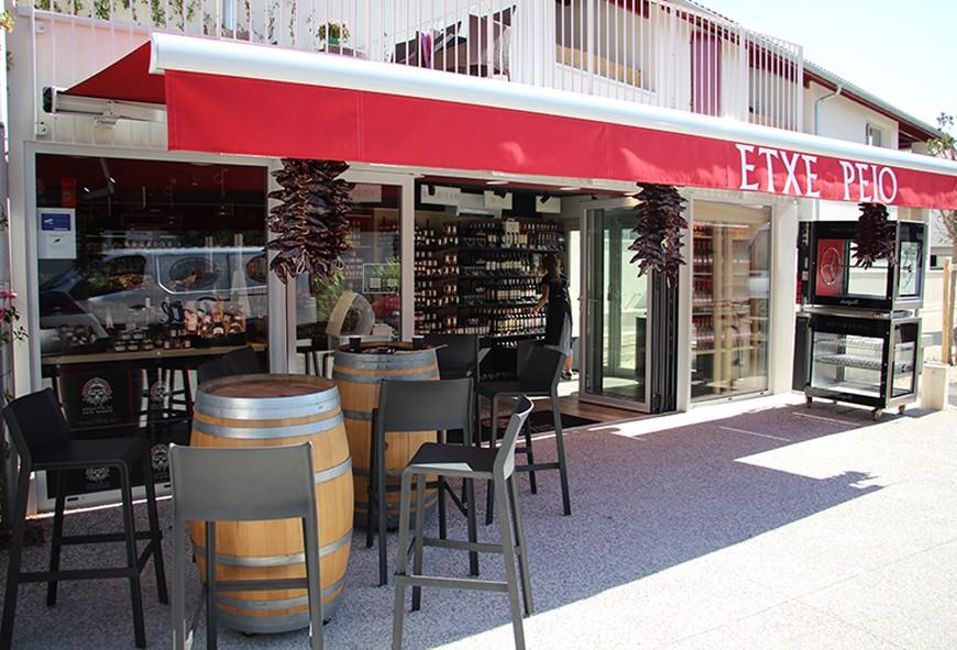 Nouvelle boutique Etxe Peio à Vieux-Boucau-les-Bains !